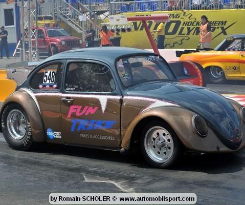 VW Cox V8 700cv