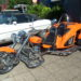 Trike BOOM New Highway ADVANCE Plus 1.5L 110cv boite mecanique 5 vitesses. Juin 2018.