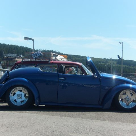 VW Cox Speedster