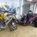 Trike GRIZZLY 1.5l 110cv boite mecanique 5 vitesses.