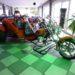 Trike GRIZZLY 1.5l TREND 110cv boite mecanique 5 vitesses.