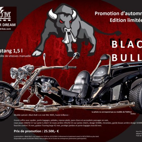 Black Bull Limited edition_französisch 2019