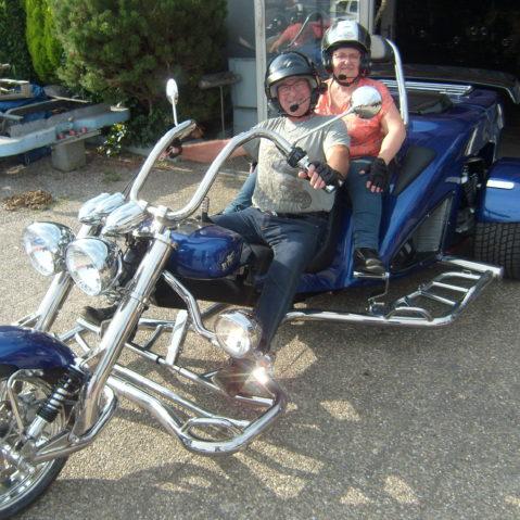BOOM Mustang TOURING ADVANCE 1.5L Automatique 2021 de Sylvie et Francois (90)