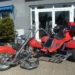 Trike BOOM Chopper (Chassis Court) Moteur VW 1.6i 50cv 26500kms Mars 2005
